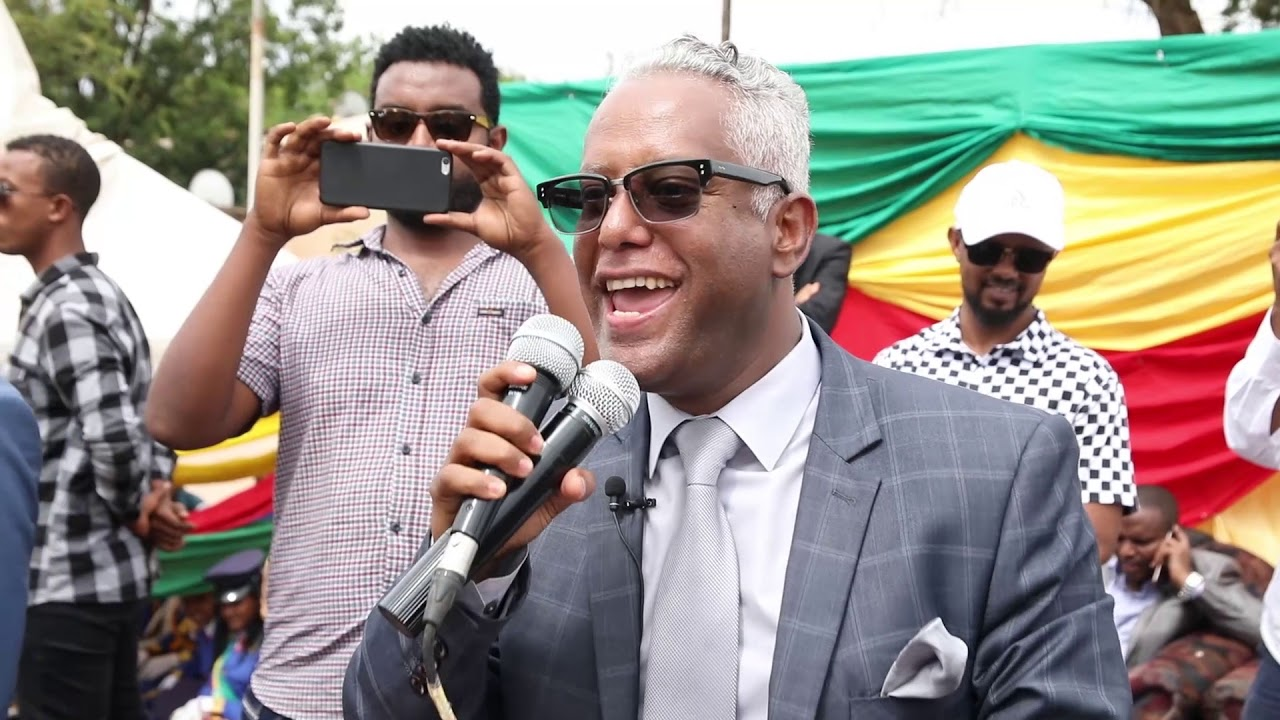 Tamagne Beyene speech In Diredawa Septemeber 2018