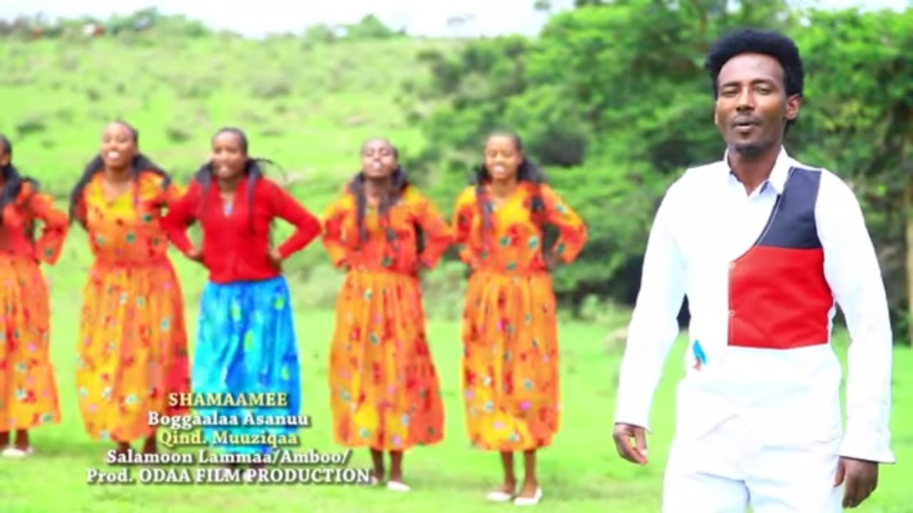 Oromo Music : Boggaalaa Asanuu (Shamamee)- New Ethiopian Music 2018(Official Video)