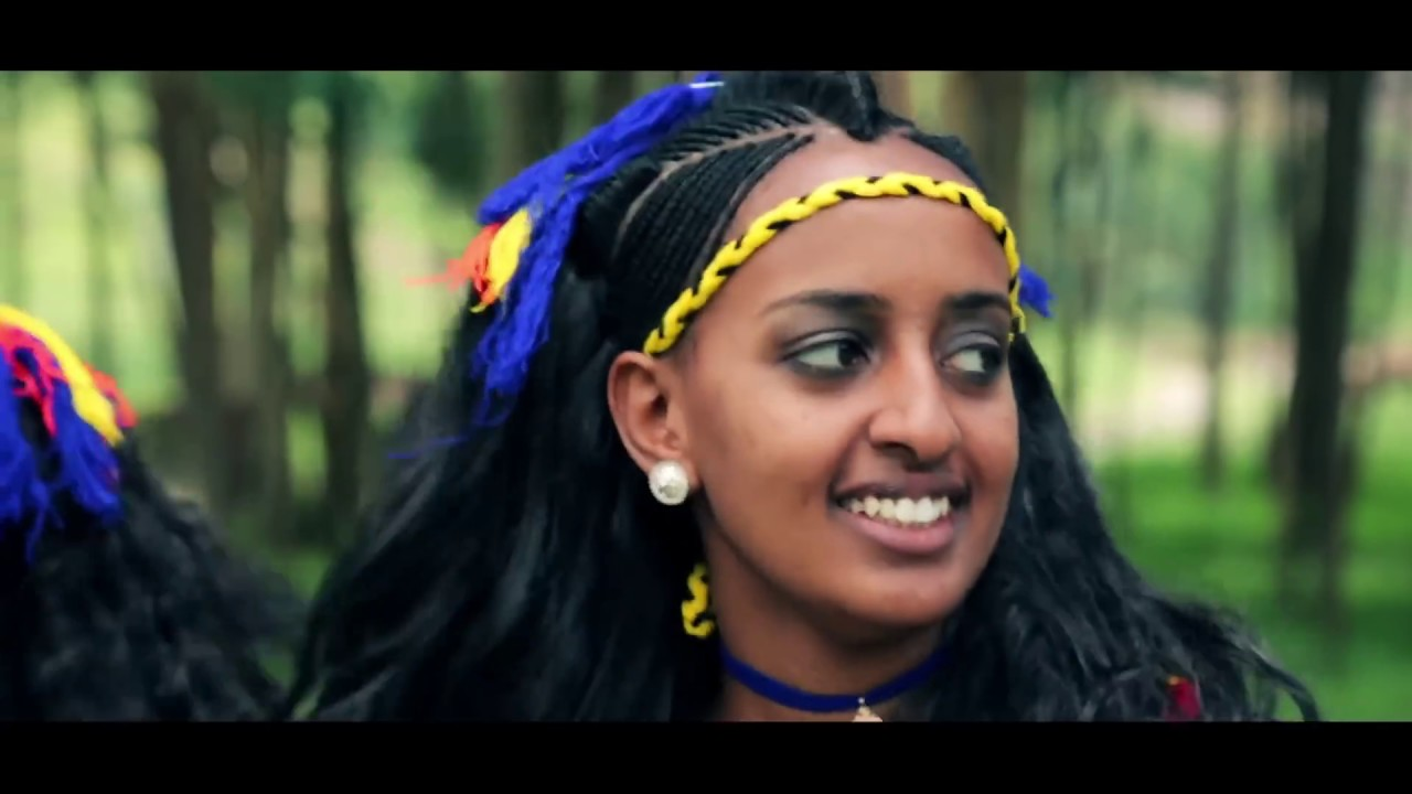 Ethiopian Music: Tmnit Kiros ትምኒት ኪሮስ (አሸንዳ ዕንባቦየ) - New Ethiopian Music 2018(Official Video)