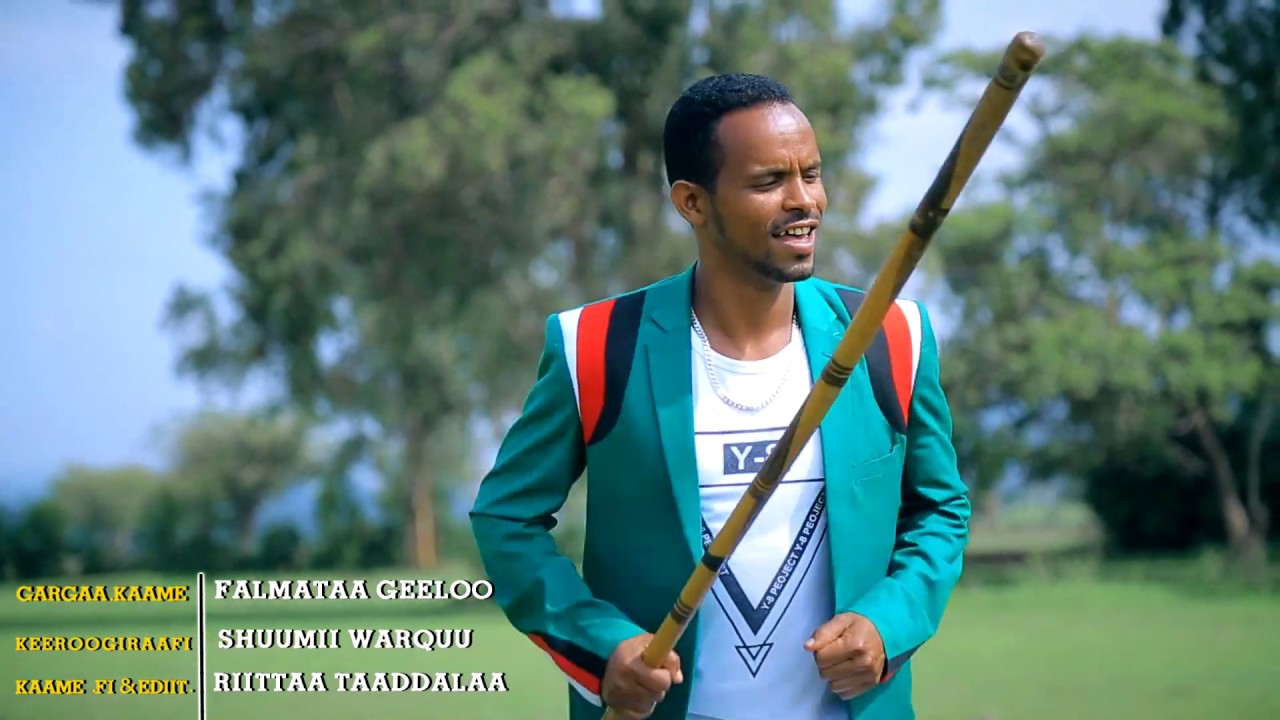 Ethiopian Music : Degefa Dabi (Ni Mariyana) - New Ethiopian Oromo Music 2018(Official Video)