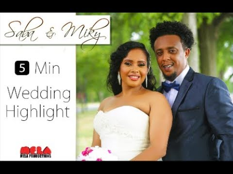 Saba & Miki Wedding Highlight