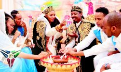 Wedi Gezu - Trhas Bellu - Eritrean Wedding Music