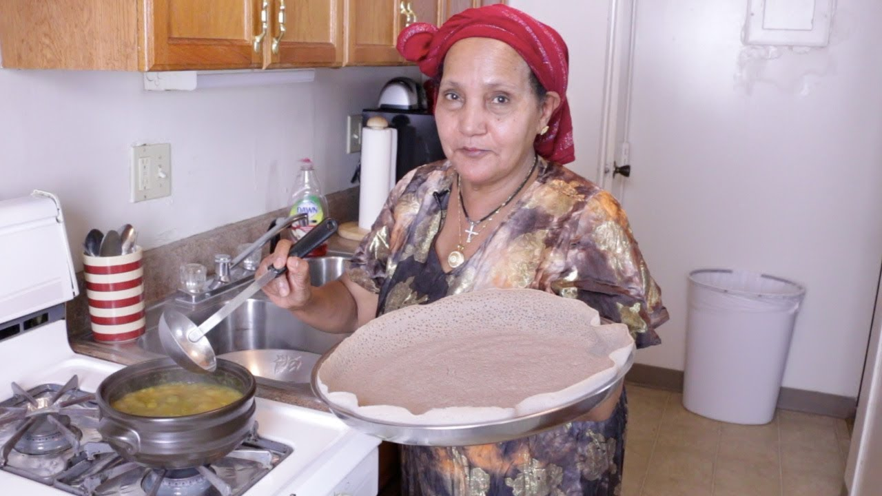 Ethiopian Food - How to Make Alicha Shiro - አልጫ ሽሮ በቀላል አሰራር