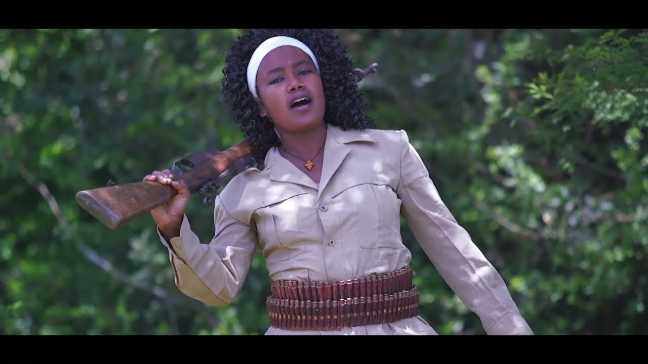 "ብዙአየሁ በሪሁን | Bizuayew Berihun ""Foker Endashahe ፎክር እንዳሻህ"" New Ethiopian Music 2019(Official Video)"