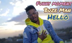 "Ethiopian music : Funny moment from behind the scenes of Buze Man, New Music video ""Hello"" making."