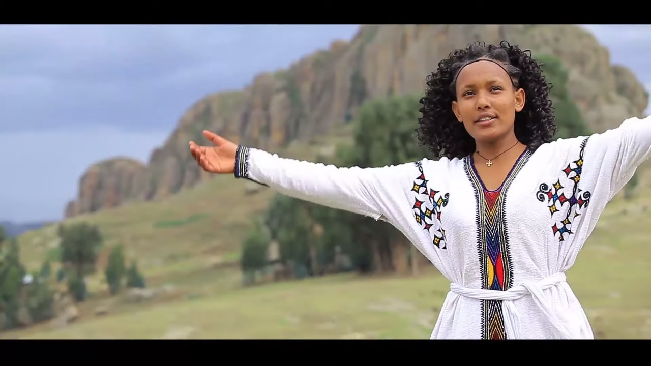 Ethiopian Music : Birtukan Bizuayehu ብርቱካን ብዙአየሁ (እምየ ጎንደር) New Ethiopian Music 2019(Official Video)