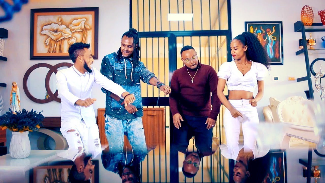Lion Sunday & KG Man - Selibato | ሰሊባቶ - New Ethiopian Music 2019 (Official Video)