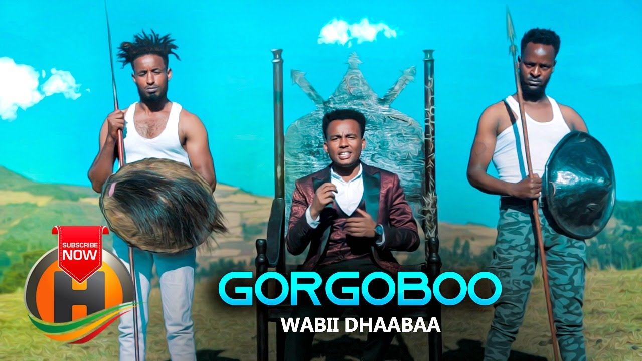 Wabii Dhaabaa - GOGROBOO - New Ethiopian Music 2020 (Official Video)