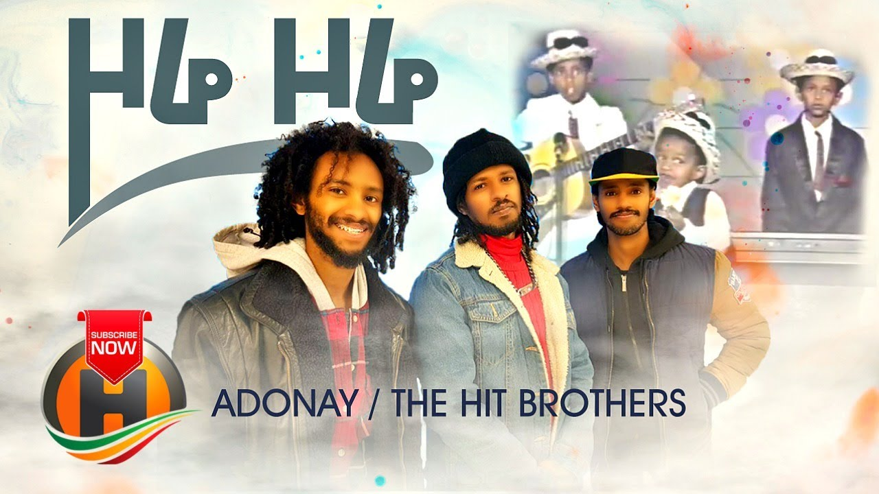 Adonay The Hit Brothers - Zore Zore | ዞሬ ዞሬ - New Ethiopian Music 2020 (Official Video)