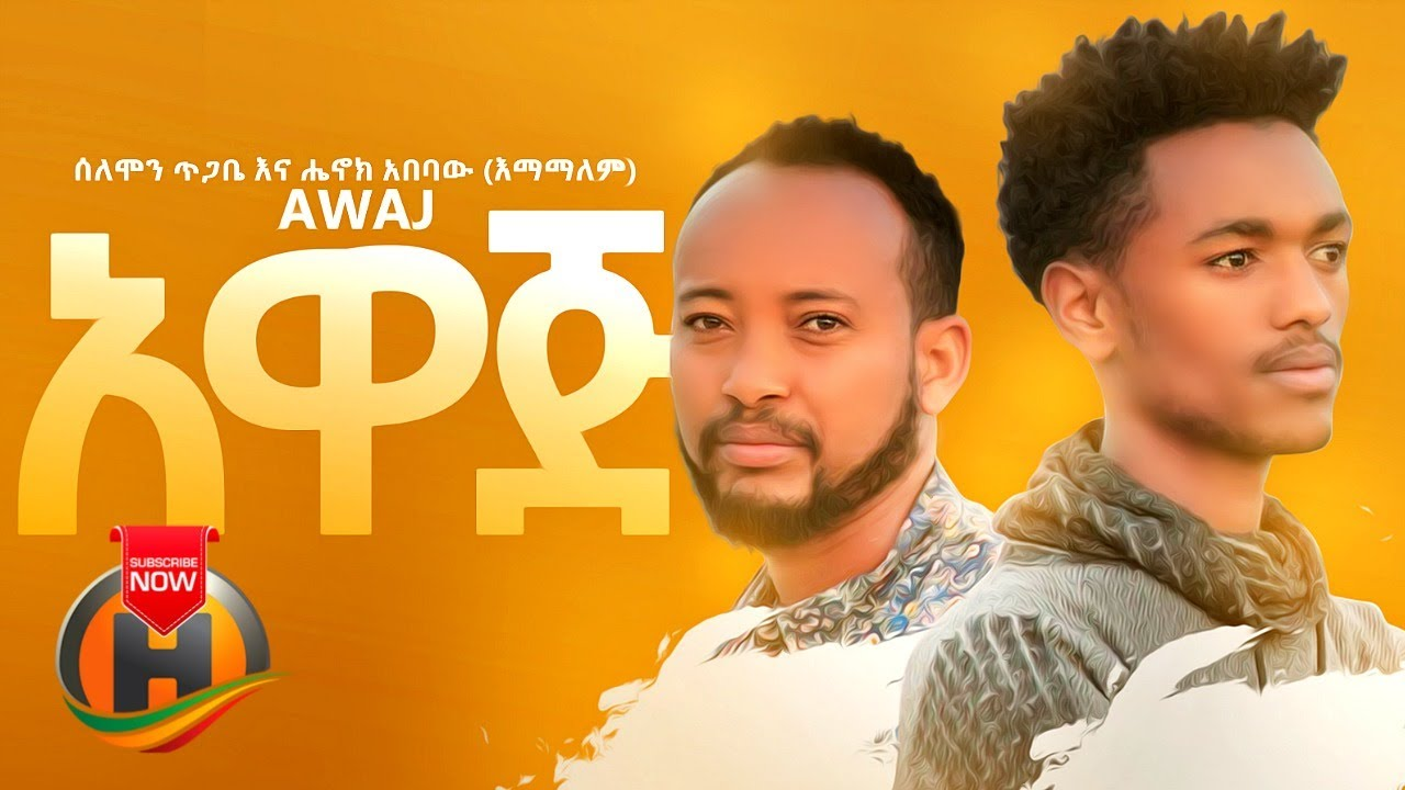 Henok Abebaw & Solomon Tigabe - Awaj | አዋጅ - New Ethiopian Music 2020 (Official Video)